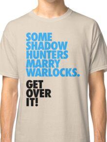 Shadowhunters + Warlocks 2 Classic T-Shirt