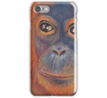 Orangutan  iPhone Case/Skin