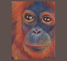 Orangutan  Baby Tee