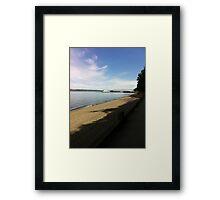 Tacoma Washington Framed Print