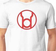 Red Lantern Insignia Unisex T-Shirt