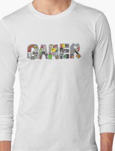 Gamer Long Sleeve T-Shirt