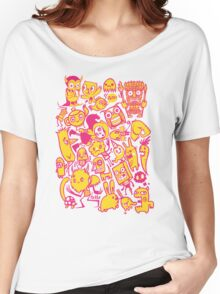 charactertastic Women's Relaxed Fit T-Shirt