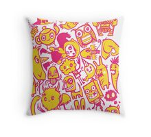 charactertastic Throw Pillow