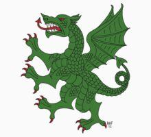 Green Dragon Kids Clothes