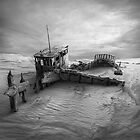 Ship Wreck by KLIMAS