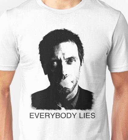 House Everybody Lies Unisex T-Shirt