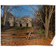 The Hermitage at Ancaster, Ontario Poster