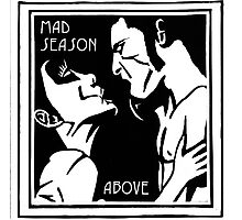 HOT MAD SEASON ROCK BAND Photographic Print
