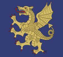 Yellow Dragon by Richard Fay