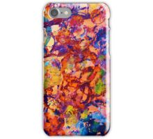 EVERYBODY'S COASTER- Bold Abstract Acrylic Painting Wine Glass Coaster Wow Autumn Home Decor Gift  iPhone Case/Skin