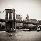 Timeless Brooklyn Bridge by SARA0608