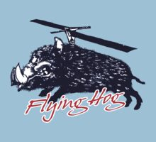Flying Hog! Kids Clothes