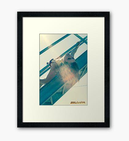 Hold Framed Print