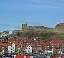 Church on The Hill, Whitby  by Rod Johnson
