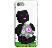 Enderchibi! iPhone Case/Skin