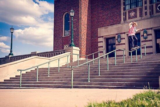 Dan Lutheran - 50-50 - Kansas City - Photo Aaron Smith by Reggie Destin Photo Benefit Page
