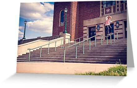 Dan Lutheran - 50-50 - Kansas City - Photo Aaron Smith by Reggie Destin Photo Benefit Page
