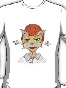 Lucy Cat T-Shirt