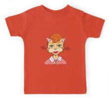 Lucy Cat Kids Tee