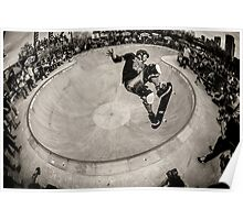 Christian Hosoi - Air - New York - Photo Aaron Smith Poster