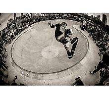 Christian Hosoi - Air - New York - Photo Aaron Smith Photographic Print