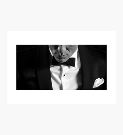 You Know His Name Photographic Print