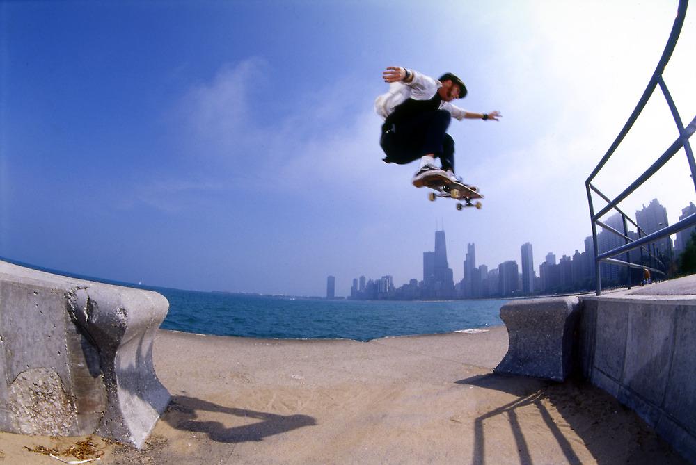 Patrick Melcher-Chicago photo by Andrew Hutchison by Reggie Destin Photo Benefit Page