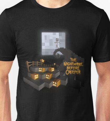 The Nightmare Before Creeper Unisex T-Shirt