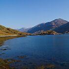 Barrisdale Bay near Arnisdale, Highlands, Scotland by fg-ottico