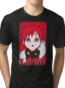 I Love Cute Tri-blend T-Shirt