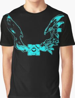 Eternal Wings Graphic T-Shirt