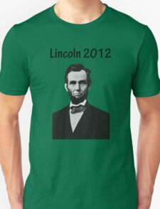 Lincoln 2012 Unisex T-Shirt