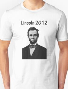 Lincoln 2012 T-Shirt