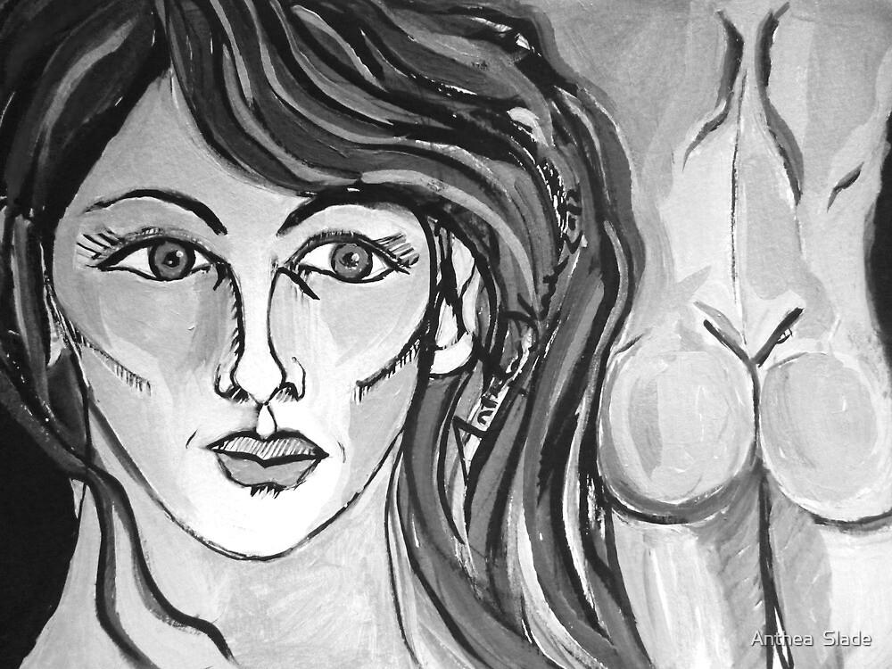 Unashamed Desire by Anthea  Slade