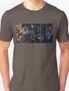 Enemies (2) T-Shirt