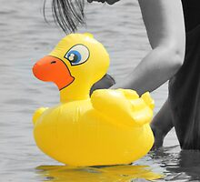 Here Ducky Ducky... by Heather Crough