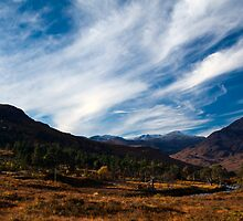 The Glens of Wester Ross, Torridon, Scotland by fotodayz