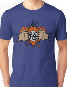 Super saiyan man T-Shirt