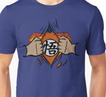Super saiyan man Unisex T-Shirt