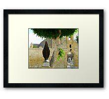 St Mary of Tarxin Framed Print