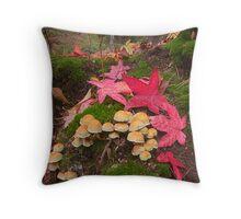 Autumn Floor Throw Pillow