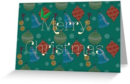 Merry Christmas by aprilann