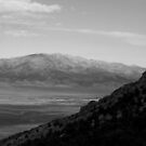 Spring Valley Mountains B&amp;W by elasita