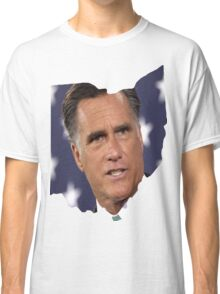 Ohio is for Romney, Classic T-Shirt