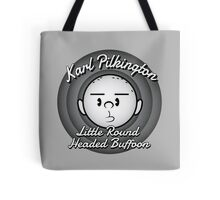 The Round Headed Buffoon Tote Bag
