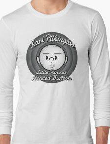 The Round Headed Buffoon Long Sleeve T-Shirt