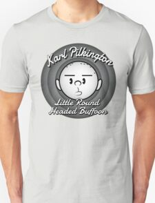 The Round Headed Buffoon Unisex T-Shirt