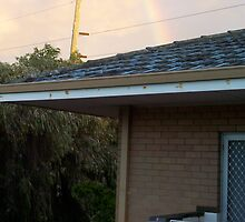 Rainbow At Dawn 13 - 23 10 12 by Robert Phillips