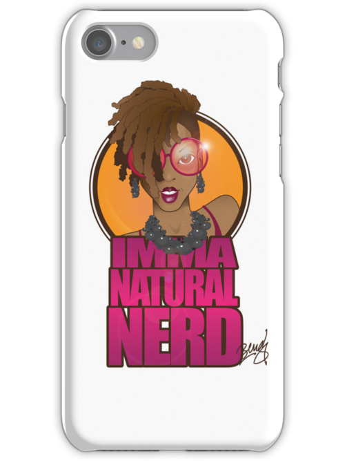 IMMA NATURAL NERD!! by Benjamin Foster